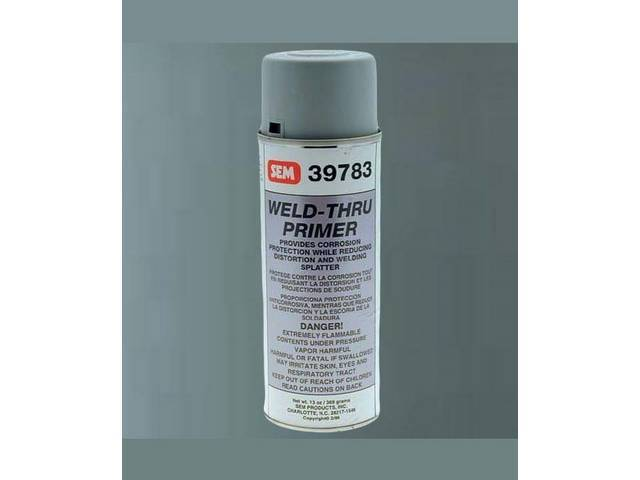 WELD-THRU COATING SPRAY