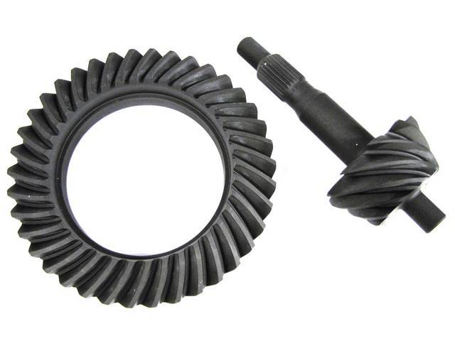RING AND PINION SET, FORD 9 INCH, 3.00 RATIO