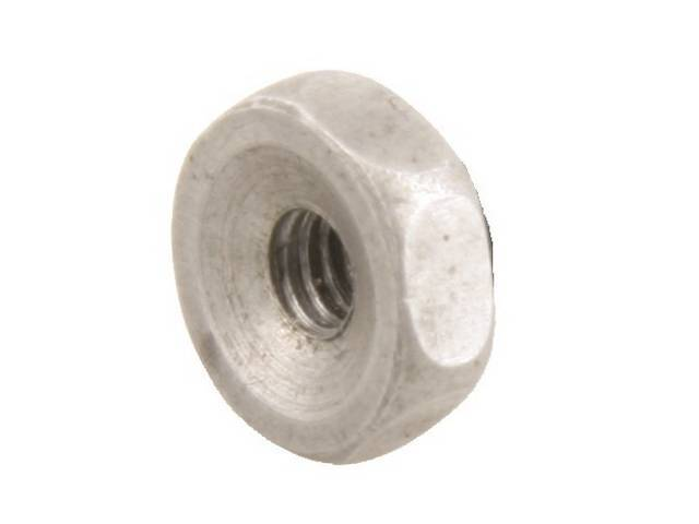 RETAINER NUT, BOOT BASE MOLDING