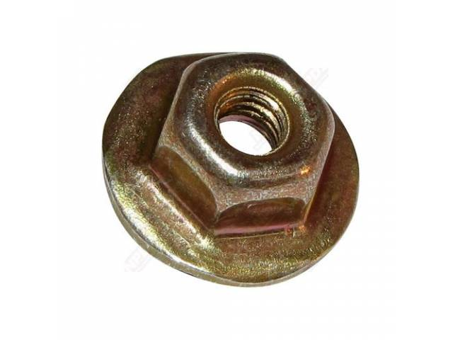 Nut Outer Door Molding Clip Mounting Repro