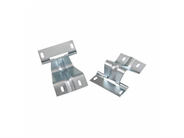 HINGES Trap Door repro pair early style with
