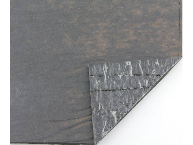UNDERLAYMENT Trunk Mat Soundproofing and insulation in the