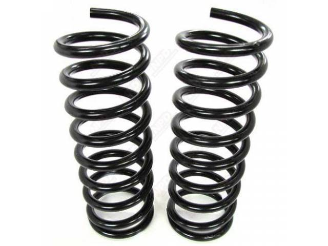COIL SPRINGS Front Reproductions by Eaton Detroit Spring