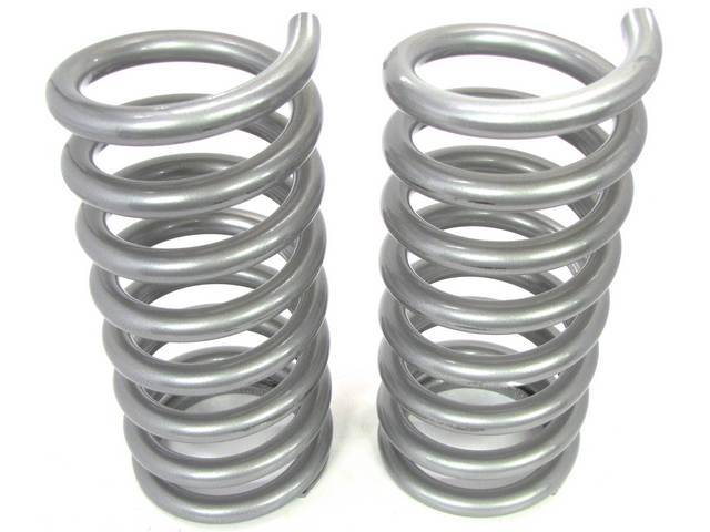 COIL SPRING SET, HIGH RATE