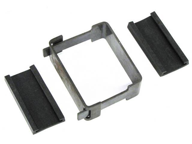 CLAMP, LEAF SPRING, FITS 2 1/2 INCH WIDE