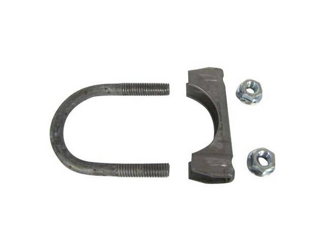 CLAMP, EXHAUST, 1 3/4 INCH , HD 3/8