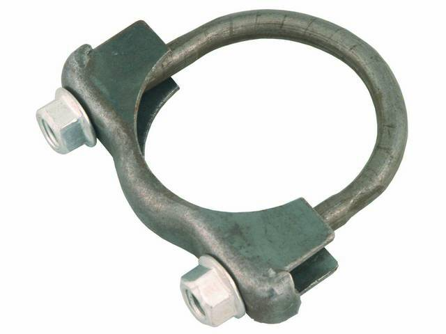 CLAMP, EXHAUST, 2