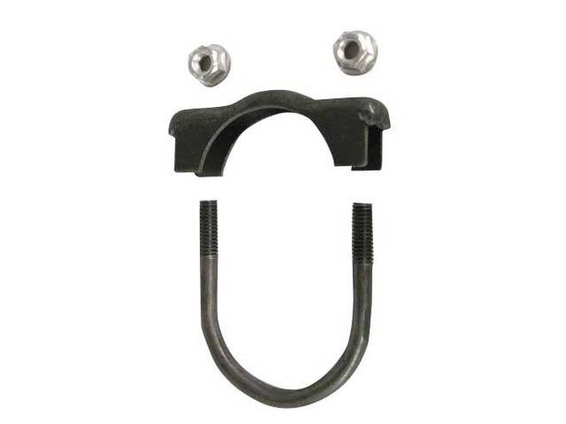 CLAMP, EXHAUST, 2 1/4