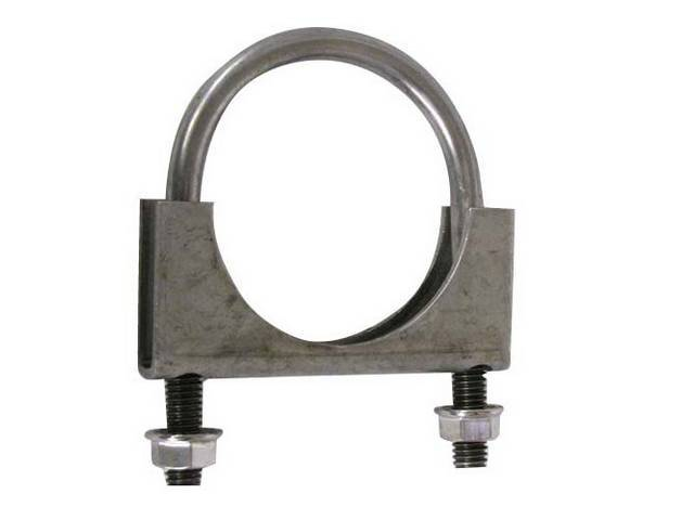 CLAMP, EXHAUST, 2 INCH