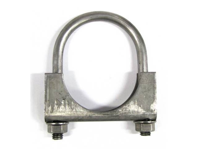 CLAMP, EXHAUST, 2 1/4 INCH