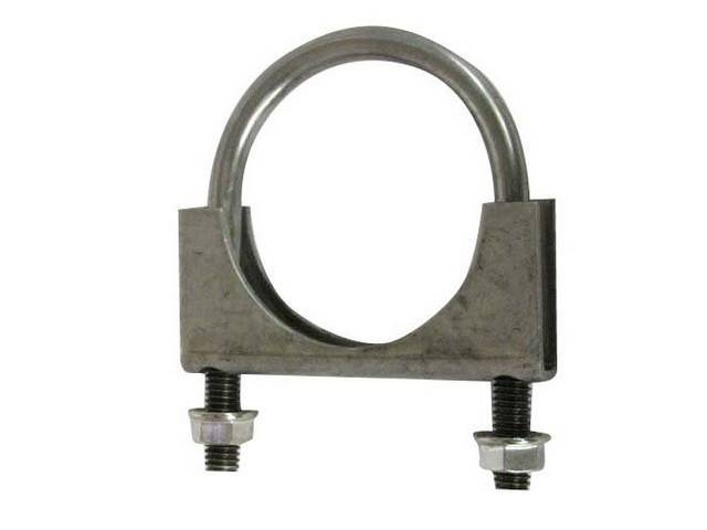 CLAMP, EXHAUST, 2 1/2 INCH