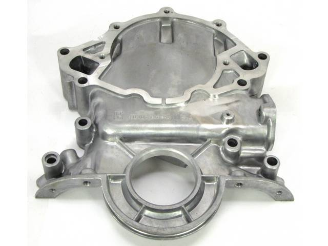 TIMING COVER, ENGINE BLOCK