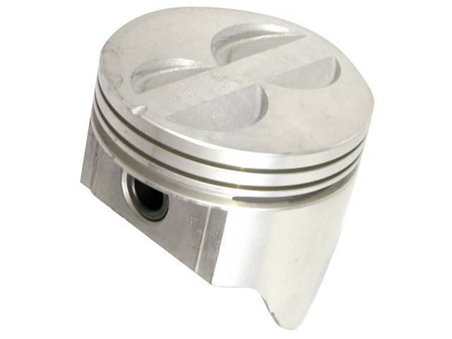PISTON, CAST ALUMINUM