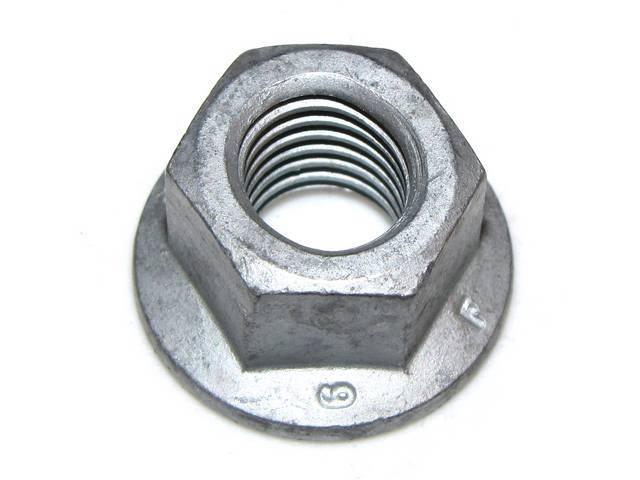 Nut, M12, Original, Prior Part Number N620483-S150, N620483-S301