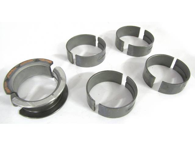 MAIN BEARING SET, PREMIUM