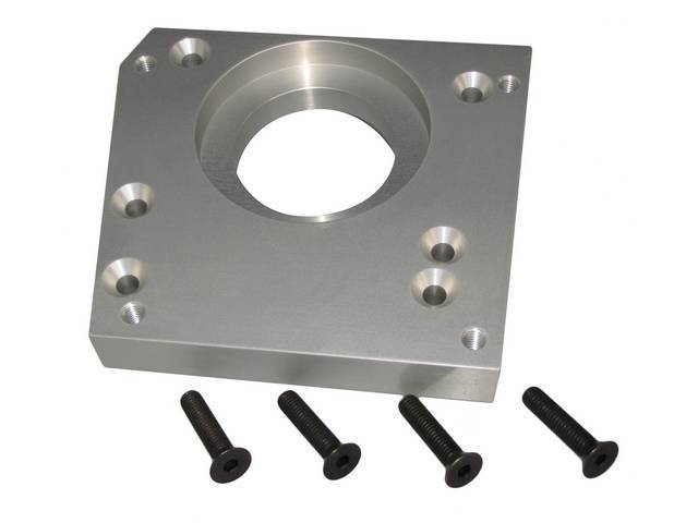 ADAPTER PLATE, TRANSMISSION CONVERSION