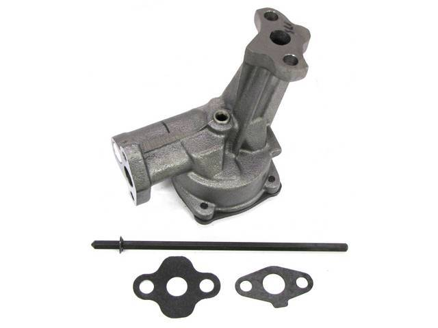 OIL PUMP, HIGH VOLUME, INCL 6A618-2, AND GASKETS