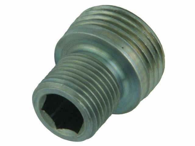 FITTING, OIL FILTER ADAPTER