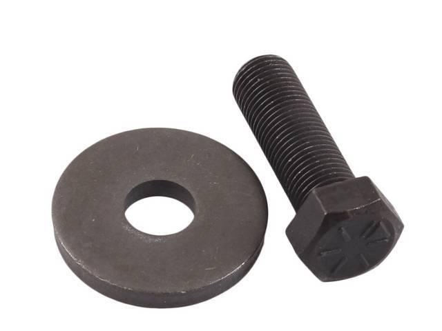 BOLT KIT, CRANKSHAFT DAMPER