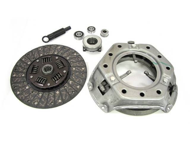 PREMIUM CLUTCH SET, NEW