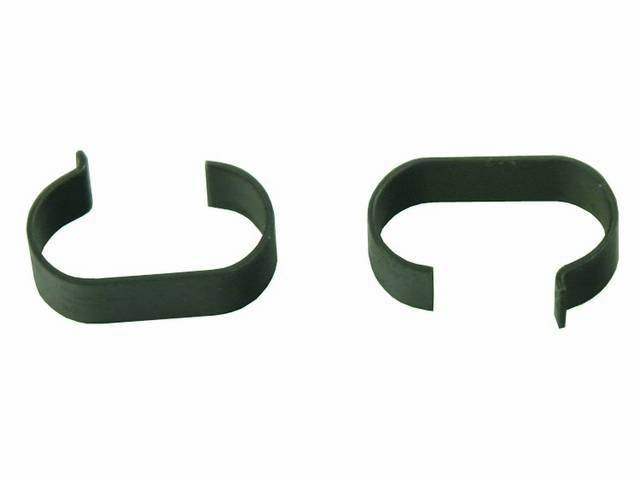 CLIP, LINE RETAINER, FITS 1/4 INCH LINES, SIMILAR