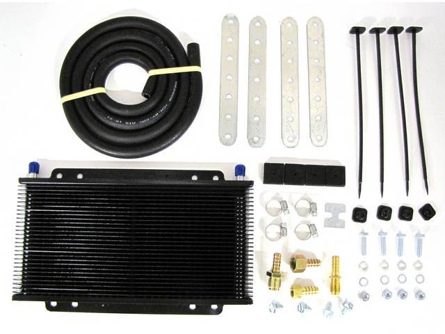 OIL COOLER KIT, TRANSMISSION, B&M