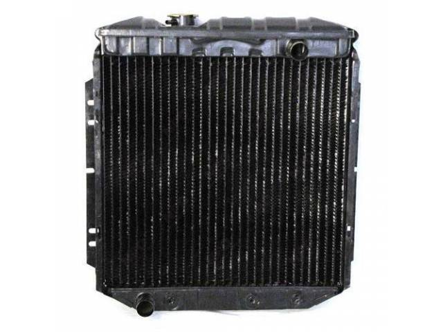 RADIATOR Imported Replacement 3 row high efficiency Note