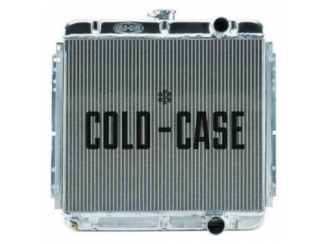 RADIATOR Aluminum Cold Case by Max Performance high