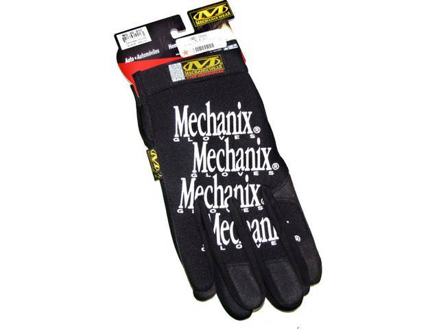 MECHANIX WEAR GLOVES ORIGINAL BLACK EXTRA EXTRA LARGE