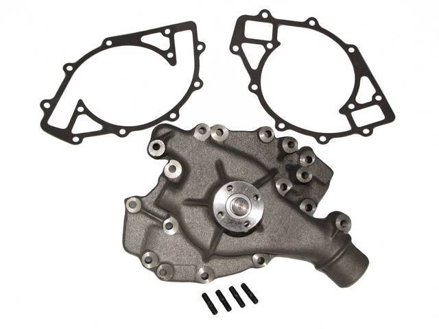 WATER PUMP, NEW, REPLACEMENT