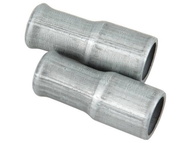 TUBES, Water Pump Heater, pair, repro, D0OZ-8555-A