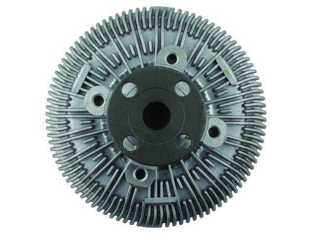FAN CLUTCH, concours, repro, correct details and finishes,