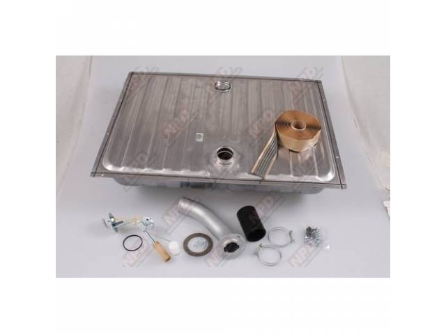 FUEL TANK KIT Economy Kit includes tank w/