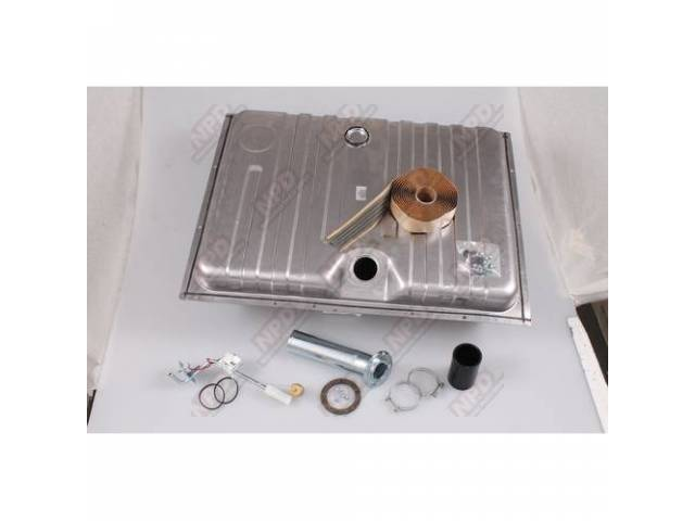 FUEL TANK CONVERSION KIT Economy Kit includes everything