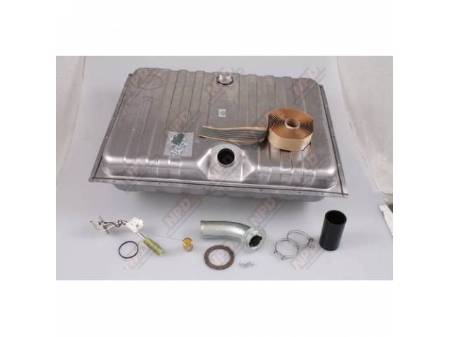 FUEL TANK CONVERSION KIT Deluxe Kit includes everything