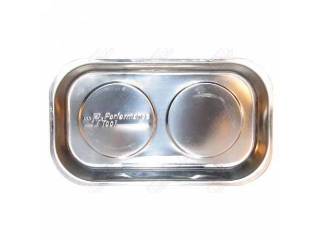 MAGNETIC PARTS DISH, 9.5 INCH