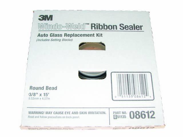 3M WINDOW WELD RIBBON SEALER
