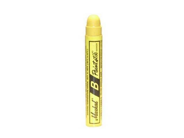 CRAYON, FIREWALL AND FRAME, YELLOW, AS USED ON