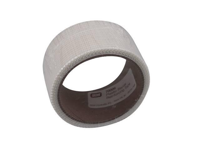 SEM Plastic Repair Contouring Tape, 15 foot roll,
