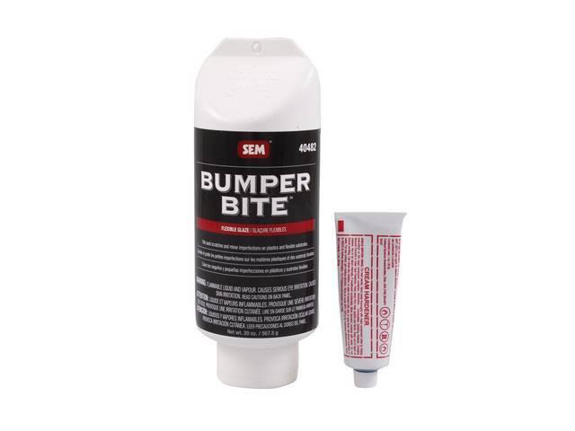 SEM Bumper Bite Flexible Glaze 16 oz tube