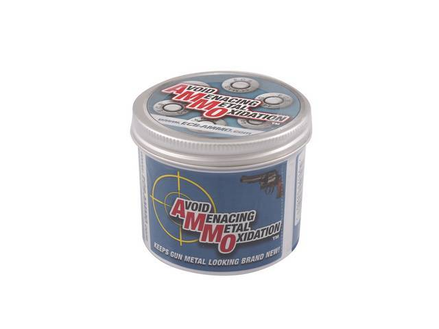 AMMO, 4 OUNCE JAR