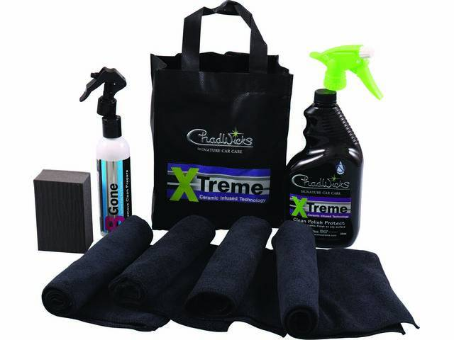 Chadwick's Signature Car Care Xtreme System