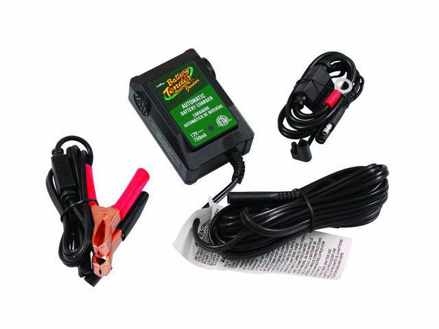 BATTERY TENDER JUNIOR, 12V CHARGER