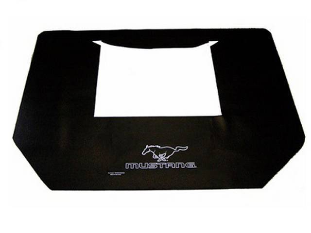 Front End Cover, Fender Gripper, Mustang With Running