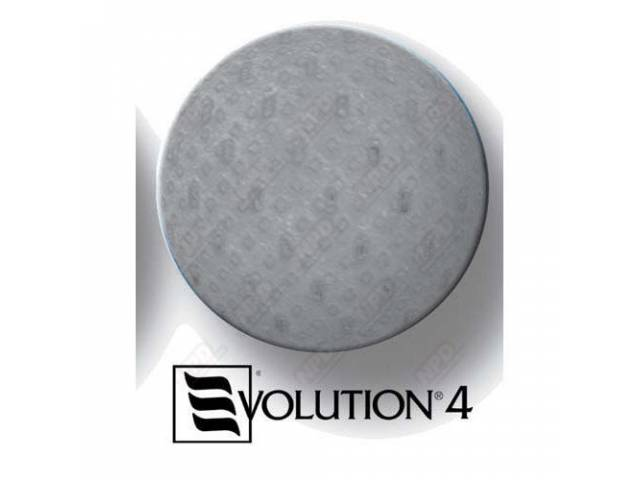 CAR COVER, EVOLUTION 4, W/ 2 MIRROR POCKETS,