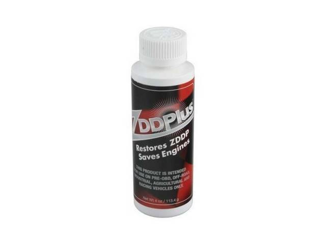 ZDDPLUS, OIL SUPPLEMENT