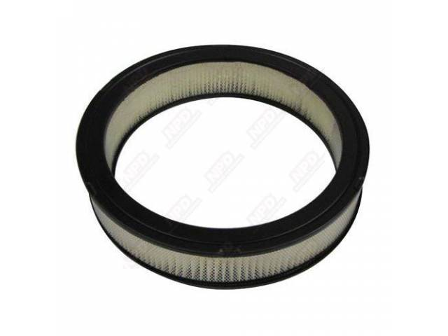 AIR FILTER, STANDARD REPLACEMENT