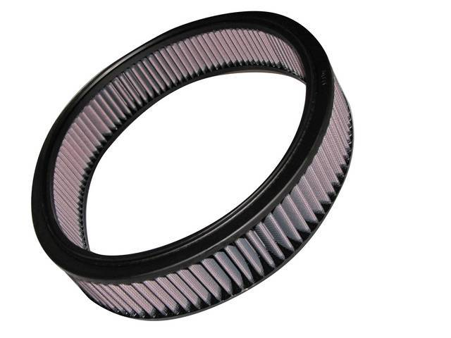 AIR FILTER, HIGH PERFORMANCE BY K&N