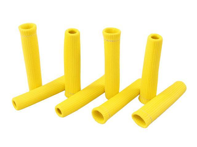 Protect-A-Boot Yellow 8 Per Pack 6 Inch Non-Flammable