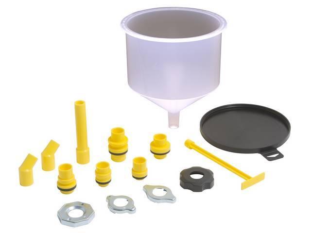 Spill Free Funnel Kit